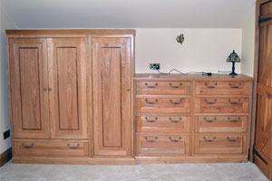 Bespoke bedroom furniture in Chester, Cheshire